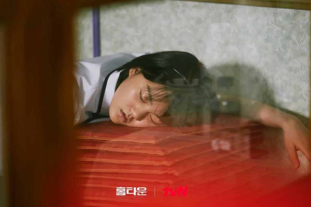 ฮอจองอึน รับบทเป็น คิมมุนซุก เพื่อนนักเรียนม.3ของ แจยอง