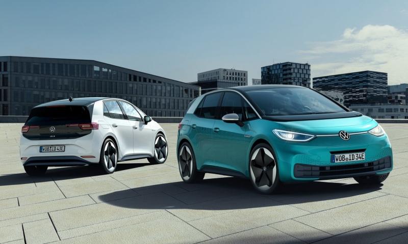 รถยนต์ไฟฟ้าและปลั๊กอินไฮบริดทำยอดขายในยุโรปแซงหน้ารถดีเซลได้เป็นครั้งแรก