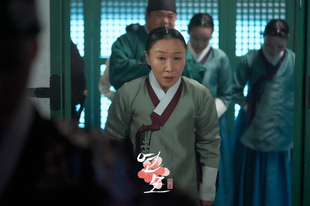 แบคฮยอนจู รับบทเป็น ซังกุงคิม อีกหนึ่งคนที่ล่วงรู้ความลับองค์รัชทายาทอีฮวี