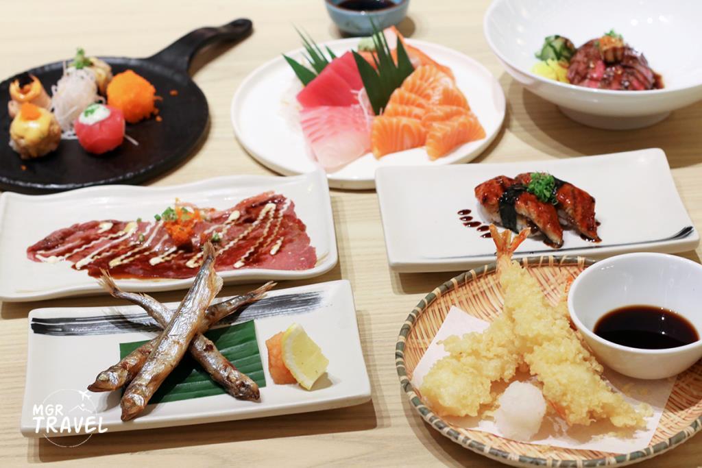 นานาเมนูอาหารญี่ปุ่น