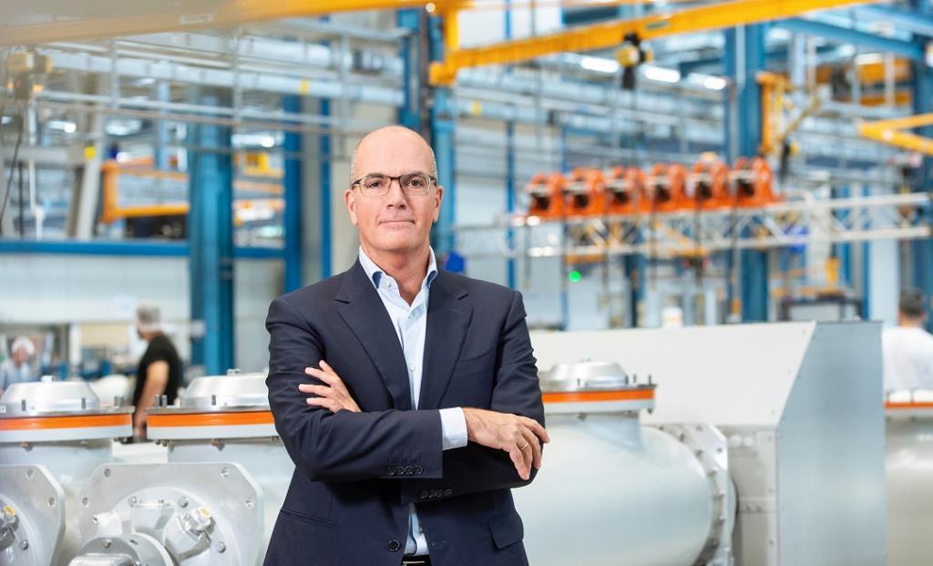 Claudio Facchin, ซีอีโอของ Hitachi Energy