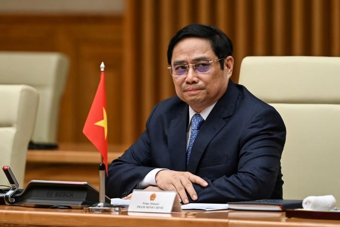 ผู้นำเวียดนามรับปากเศรษฐกิจประเทศจะฟื้นตัวจากผลกระทบโควิด
