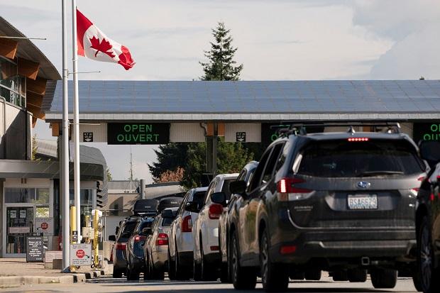 เรื่องใหญ่!ปวดฉี่สุดกลั้นตอนรถติดหนักในแคนาดา ถึงขั้นโทรแจ้ง911ขอความช่วยเหลือ(ฟังเสียง)