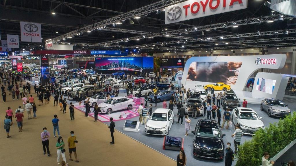 ตลาดรถยนต์ กันยายน ชะลอตัวต่อเนื่อง ยอดขายรวม 64,122 คัน ลดลง 17.7%