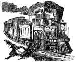 รถไฟ..ปู๊น.ปู๊น... / นพวรรณ สิริเวชกุล