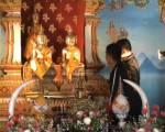 โจรใจบาปบุกฉกพระคู่เมืองนครพนมอายุพันปี