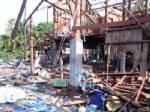 รบเขมร 12 วัน ทหารไทยดับ 8 ปชช.ตาย 4 บ้านพังยับ 19 หลัง