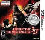 Review : Resident evil mercenaries 3D(3DS)ผีชีวะทะลุมิติ