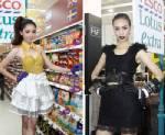 """ดาราตบเท้าร่วมเปิด""""เทสโก้ โลตัส เอ็กซ์ตร้า"""" ที่แรกในไทยและเอเชีย"""