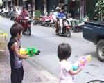 ปืนฉีดน้ำขายดีรับเทศกาลสงกรานต์