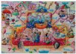 """""""รถยนตร์ในฝัน"""" ของหนูเป็นอย่างไร? เด็กๆ 3 วัย บอกผ่านภาพวาด"""