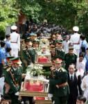 ทหารเวียดอีก 29 คน เพิ่งได้กลับบ้านจากภาคกลางของลาว