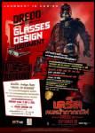 เฟ้นหาเจ้าของไอเดียสุดเท่ทะลุจอ!ประกวดออกแบบแว่นตาสามมิติ Dredd 3D