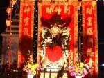 """ตรุษจีนกรุงเก่าชาวไทยเชื้อสายจีนแห่กราบ """"หลวงพ่อโต"""" ทั้งคืน"""