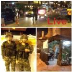 """อนาถแท้! ทหารไทยมีแค่ """"กระบอง-กระบอกไฟฉาย"""" ปกป้องกลุ่มผู้ชุมนุมกปปส.!!!"""