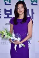 """ค้าน """"จอนจีฮยอน"""" เป็นทูตการท่องเที่ยวเหตุเคยรับงานหยามเกาหลีในจีน"""