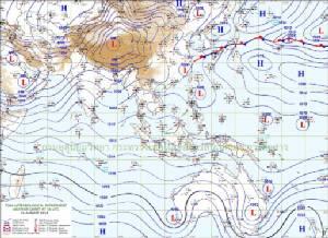 อุตุฯ เตือน 22-23 ส.ค. ระวังอันตรายจากฝนตกหนัก