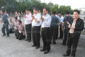 ขรก.มหาดไทย 116 คนร้อง คสช. อ้างถูกก ป.ป.ช.ไล่ออกไม่เป็นธรรม