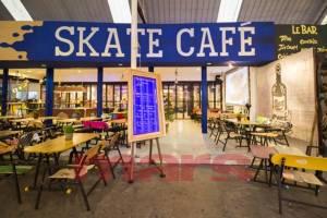 Skate Cafe & Bar สนามประลองของจอมยุทธ์