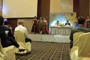 เล็งจัดงานพัฒนาเครือข่ายธุรกิจไหมลุ่มน้ำโขง ดันธุรกิจไหมไทยแข่งขันในตลาดโลก