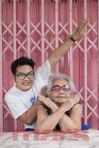 Oh My Grand-Mama! 'เบ๊น อาปาเช่' VS 'อาม่าเหม่งทึ้ง'