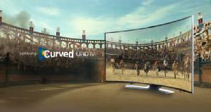 Review : Samsung Curved UHDTV สมาร์ททีวีจอโค้ง 4K รุ่นแรกของโลก