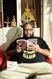 Rapper's Books : กอล์ฟ-ฟักกลิ้ง ฮีโร่