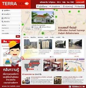 """TERRA BKK"" ชูระบบค้นข้อมูลที่อยู่อาศัยผ่าน Google Map จุดแข็งเหนือคู่แข่ง"