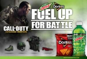 """ซื้อ""""เมาเทนดิว -โดริโทส"""" รับไอเท็ม """"COD: Advanced Warfare"""""""
