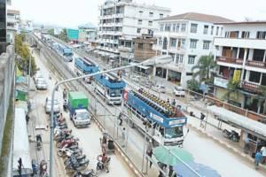 พม่า-ไทย จับมือสร้างสะพานมิตรภาพแห่งที่ 2 รองรับการค้าขยายตัว