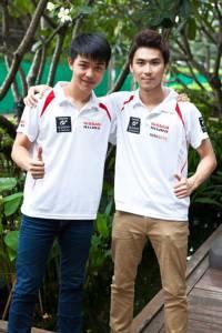 """สองนักขับไทย """"นิสสัน จีที อคาเดมี"""" นอนยันประสบการณ์เกมช่วยได้จริง"""