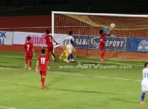 ทีมชาติไทยชุดเอเชียนเกมส์ ถล่ม ภูเก็ต เอฟซี 3-1 (ชมคลิป)