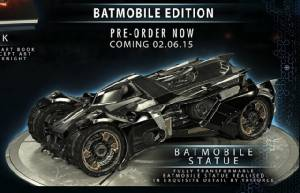 """Batman: Arkham Knight"" ขายมิ.ย.ปีหน้าพร้อมชุดพิเศษแบทโมบิล"