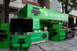 ยอดขายญี่ปุ่น Xbox One ประเดิมวีคแรกสองหมื่นห้า
