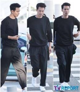 """""""โจอินซอง"""" บุกไทยยกกองถ่ายพร้อมเพื่อนนักแสดง It's Okay, That's Love พักผ่อนกรุงเทพฯ-พัทยา"""