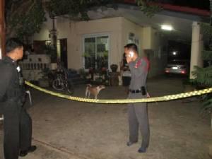 สลด! ผู้พิพากษาหนุ่มจ่อยิงเมีย ก่อนฆ่าตัวตายตามคาบ้าน 2 ศพ