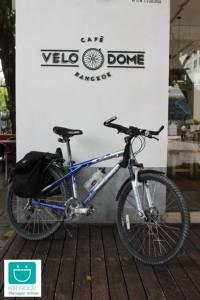 """Café  Velodome""...... ที่พักสิงห์ 2 ล้อ"