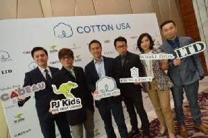 """""""COTTON USA"""" รีแบรนด์ทั่วโลก เปิดตัว 5 พันธมิตรใหม่ในไทย"""