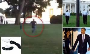 แฉชายที่ปีนรั้วบุกรุกทำเนียบขาว เข้าไปถึงส่วนที่พักประธานาธิบดี