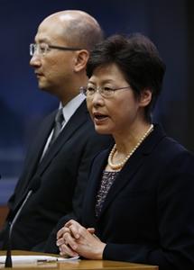 รัฐบาลฮ่องกงล้มโต๊ะเจรจากลุ่มผู้ประท้วงฯ หลังประกาศเรียกคนชุมนุมเพิ่ม