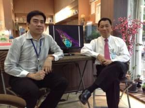 กล้องจุลทรรศน์นาโนผลงานโนเบลชี้ช่องไทยศึกษามะเร็ง