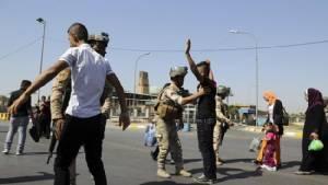 """กองกำลังความมั่นคงอิรักบุกยึดเมืองยุทธศาสตร์สำคัญใกล้กรุงแบกแดด ส่วนนักรบเคิร์ดมีชัยเหนือไอเอสในเมือง """"ซูมาร์"""""""
