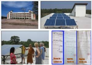 2 โรงเรียน 2 ประเทศ 1 แนวคิด : พึ่งตนเองด้านพลังงาน / ประสาท มีแต้ม