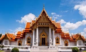 """รักษ์วัดรักษ์ไทย : วัดเบญจมบพิตรดุสิตวนาราม นักท่องเที่ยวทั่วโลกขานนาม """"วัดหินอ่อน"""""""