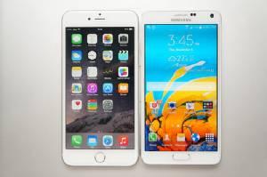 เจาะ 5 จุด iPhone 6 Plus ปะทะ Galaxy Note 4