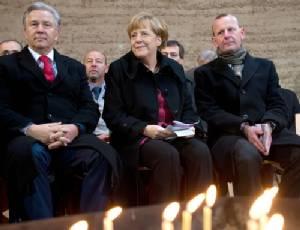 เยอรมนีฉลองครบรอบ 25 ปี การล่มสลายของกำแพงเบอร์ลิน