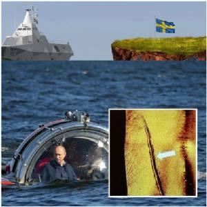 "In Pics  :สวีเดนเปิดภาพโซนาร์ ""พิสูจน์ชัดมีเรือดำน้ำต่างชาติอยู่จริง"" - รัสเซียยอมรับ ฝูงเรือรบลอยลำนอกฝั่งออสซีรับประชุม G20  ""ไม่ปกติ"""