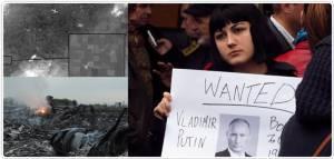 """รัสเซียเปิด """"ภาพถ่ายดาวเทียมจารกรรม - วินาที MH17 ถูกเครื่องบินรบยิงตก"""""""
