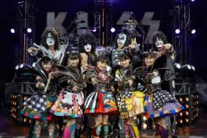 โคตรร็อคระดับโลก KISS จับมือเกิร์ลกรุ๊ปญี่ปุ่นออกซิงเกิลพิเศษ
