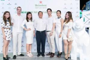 """The Heineken Pop-up City Lounge"" สุดยอดซิตี้เลานจ์ระดับโลก ครั้งแรกในเอเชีย"